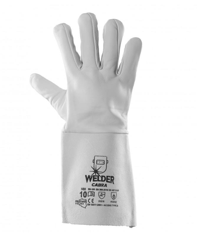 WELDER 412X4X CABRA