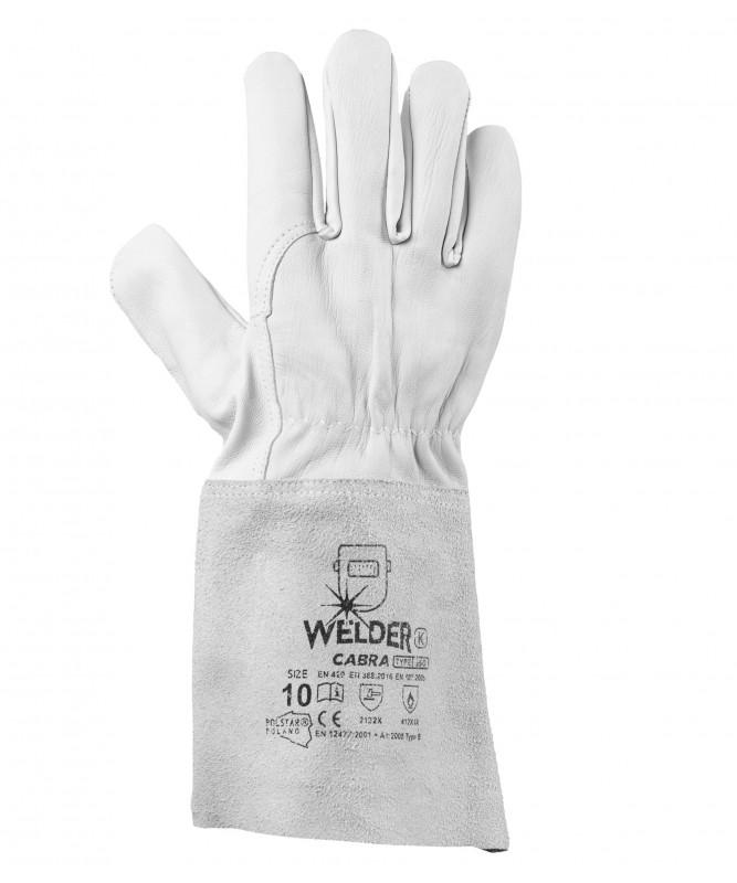 WELDER K 2122X EN407-412X4X CABRA