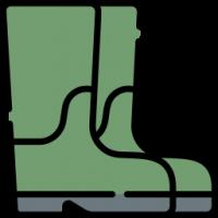 Kalosze robocze, ocieplane - męskie i damskie buty ochronne