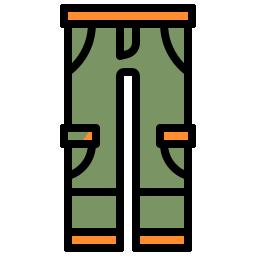 Spodnie Robocze Przeciwdeszczowe